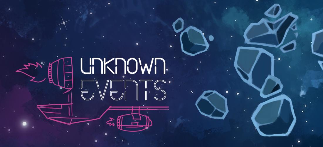 jeu Unknown Events